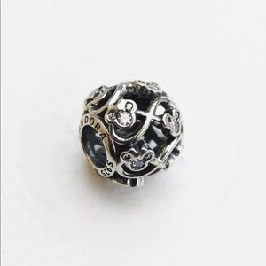 Authentic Pandora Infinity Mickey Charm